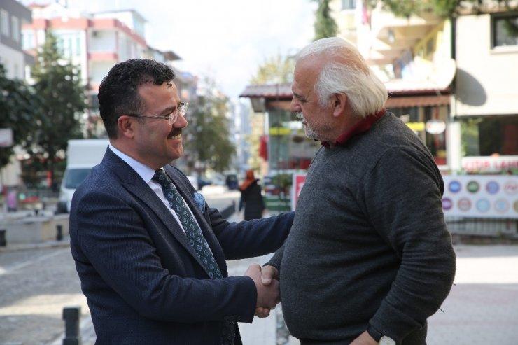 """Başkan Taşçı: """"Hedefimiz, Atakum'u Türkiye'nin en yaşanılabilir kenti yapmak"""""""