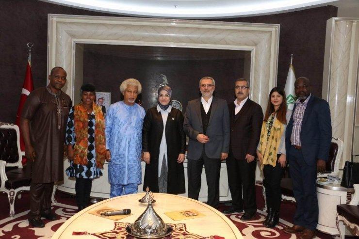 """Başkan Toru: """"Türkiye ve Afrika çok iyi iki yol arkadaşıdır"""""""
