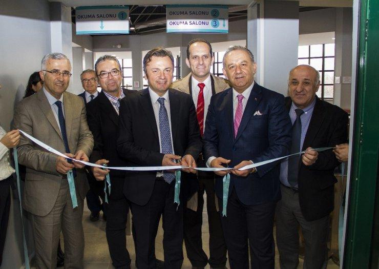 ESOGÜ ETÜT Merkezi ve Okuma Salonları hizmete açıldı