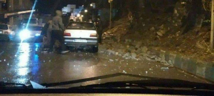 Irak'ta 4.5 şiddetinde deprem