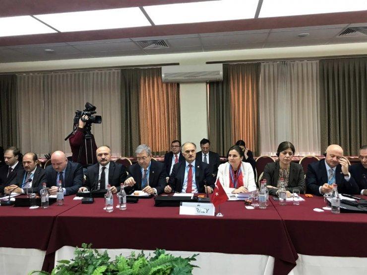 Öztürk, KEİPA İdari ve Mali İşlerden Sorumlu Başkan Yardımcılığına seçildi
