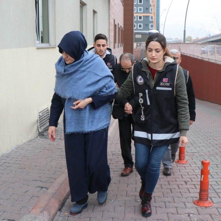 Karı koca bylock operasyonunda gözaltına alındı