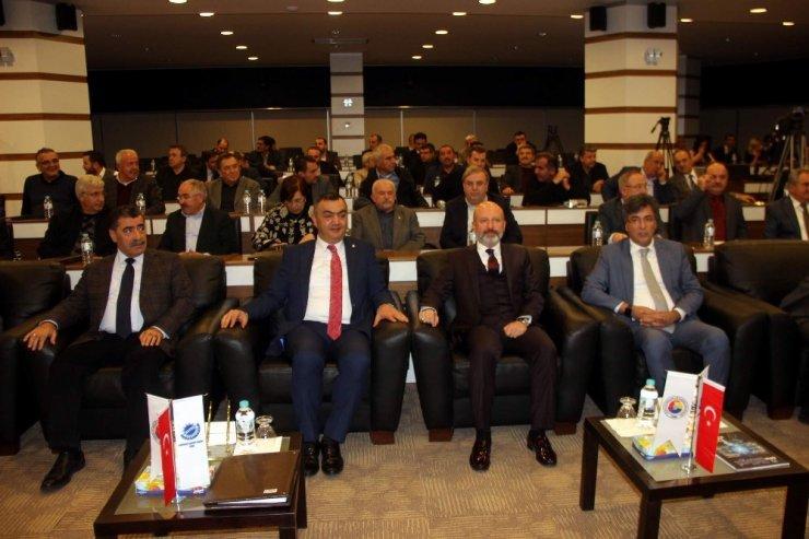 KAYSO Kasım Ayı Meclis Toplantısı yapıldı