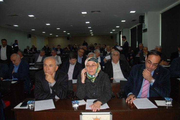Büyük Belediyesi Meclisi'nden 12. Birleşim