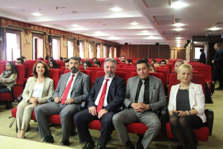 Mersin'de 'Arabuluculukta Etkili Taraf Vekilliği'