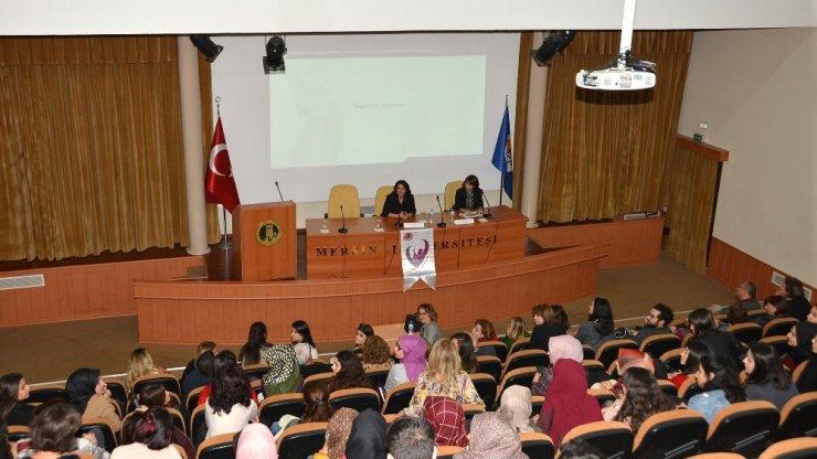 MEÜ'de 'Namus Adına Şiddet' konferansı