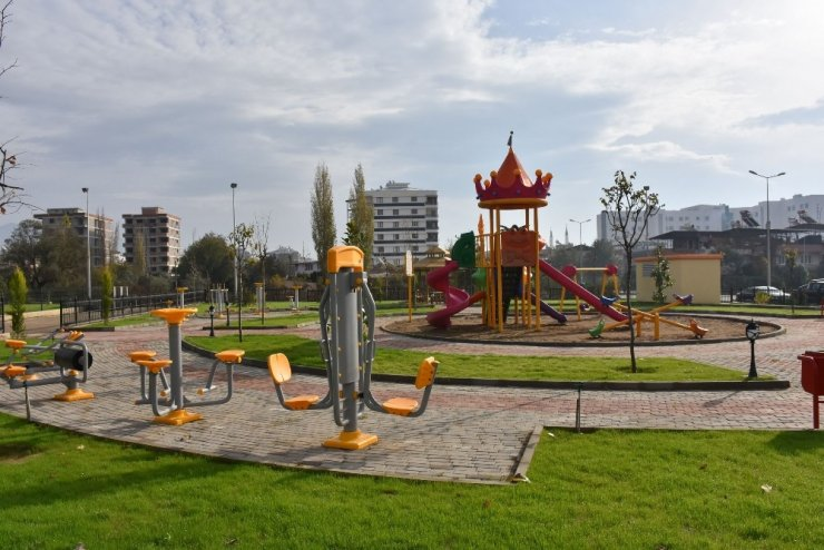 Aydın'ın ilk 'Meyve Bahçesi Parkı' Nazilli'de açılıyor