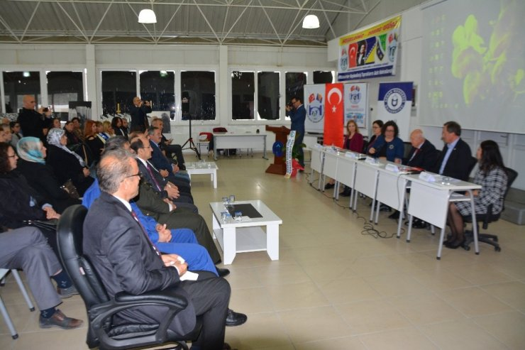 Söke'de Bosna Hersek Devlet Günü Paneli