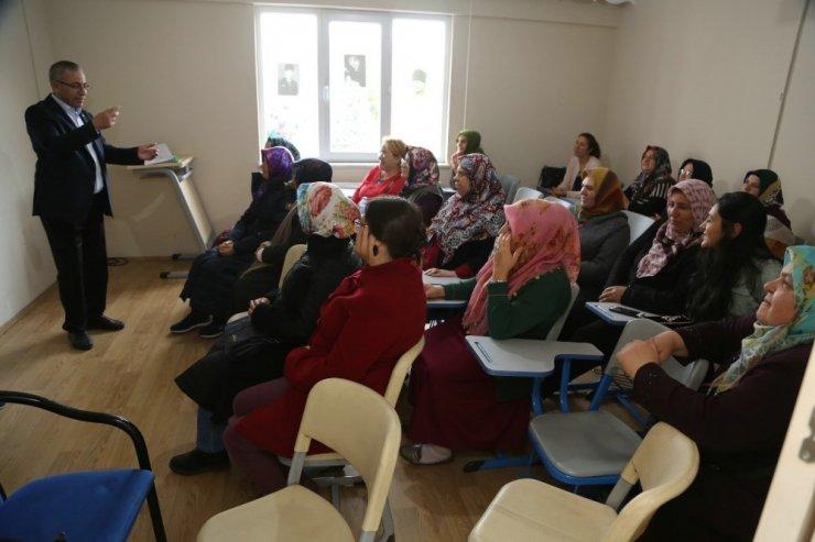 Odunpazarı'ndan anne çocuk iletişimi için psikolojik destek