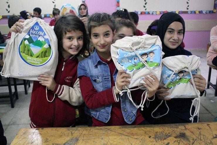 SASKİ tarafından düzenlenen 'Bilinçli su kullanımı eğitimleri' devam ediyor