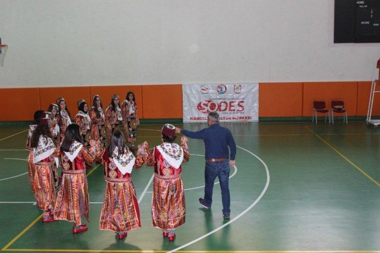 Zara'da halk oyunları kursu açıldı