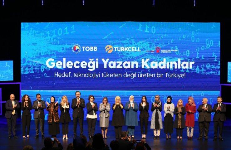 'Geleceği Yazan Kadınlar' ikinci yılına girdi