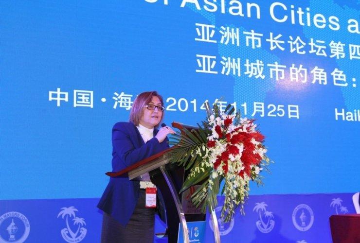 Asya ülkelerinin belediye başkanları Gaziantep'te toplanacak