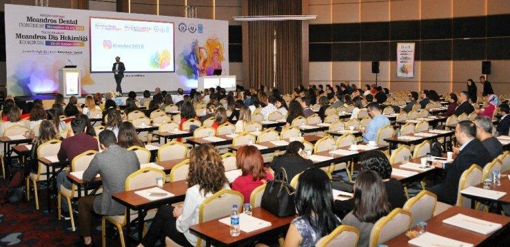 ADÜ, Uluslararası Diş Hekimliği Kongresine ev sahipliği yaptı