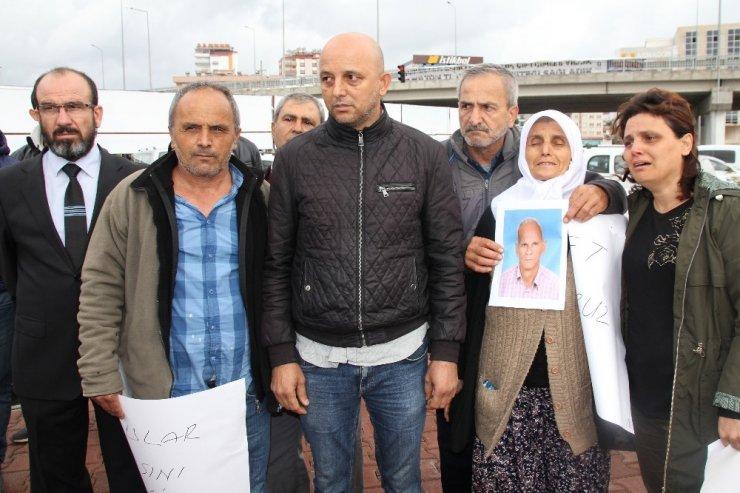 Kazada yakınlarını kaybeden aileler sanığın tutuksuz yargılanacak olmasına isyan etti