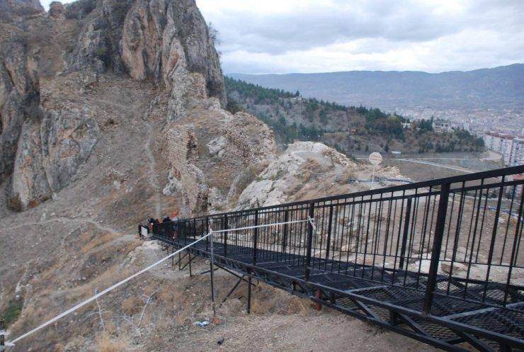 Drakula'nın esir tutulduğu kale güven altına alınıyor