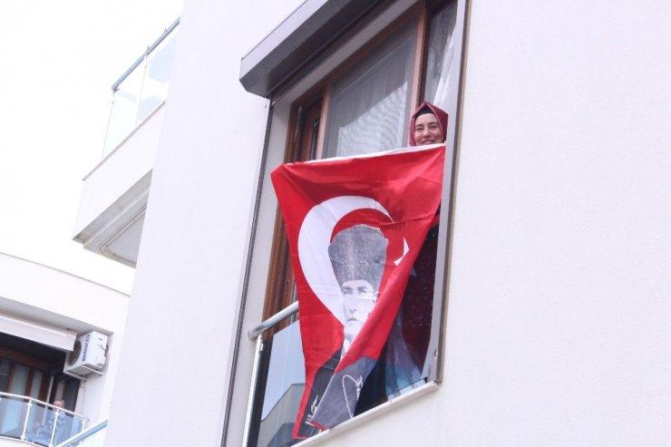 """Şehit eşi Kulaksız: """"Teröristin ölümü bizim bayramımız"""""""
