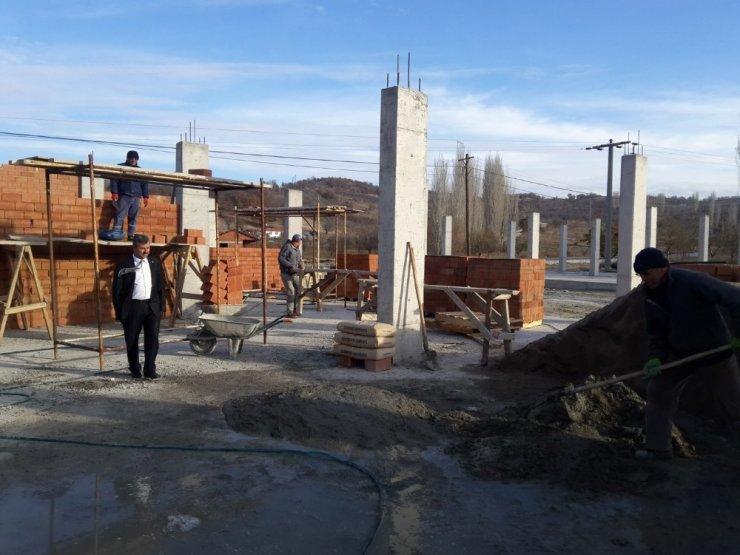 Pazarlar'da küçük sanayi sitesi projesi hayata geçiriliyor
