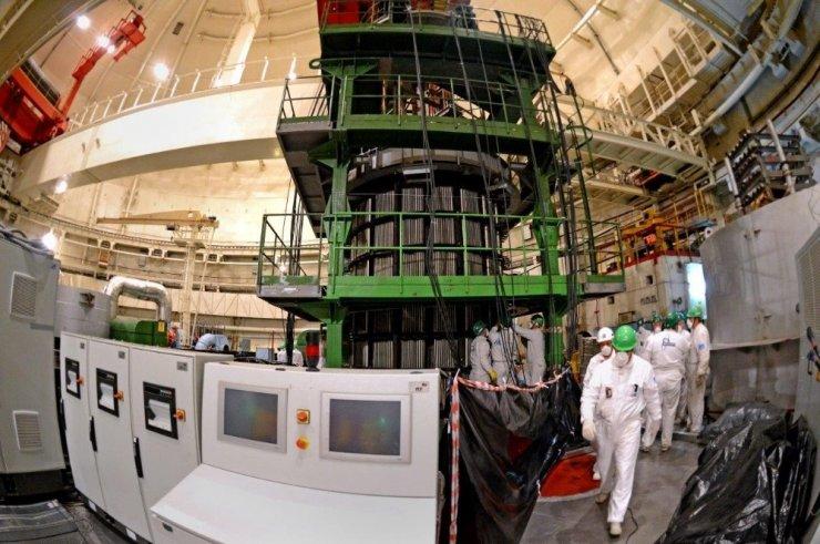 Ruslardan nükleer santraller için yeni teknoloji