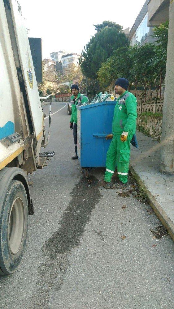 Sapanca Belediyesi, kışa hazırlanıyor