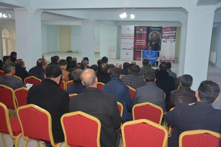 İmamlar, AÖF'den ilahiyatla ilgili yüksek lisans programı açmasını istedi