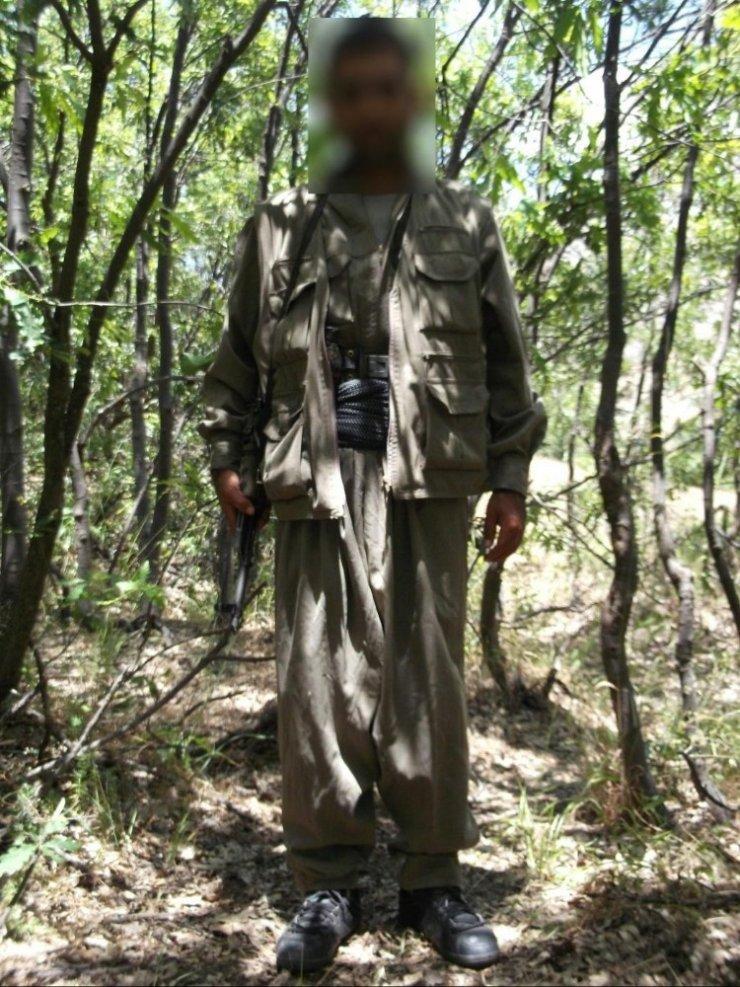 Diyarbakır'da bir terörist sağ ele geçirildi