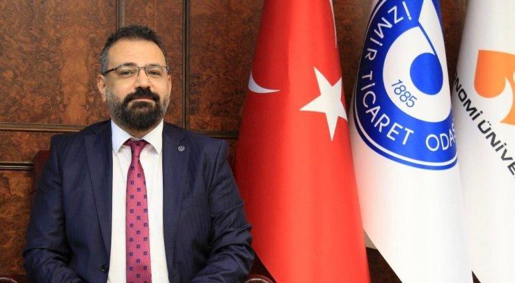 İzmir Ticaret Odasında sürpriz istifa