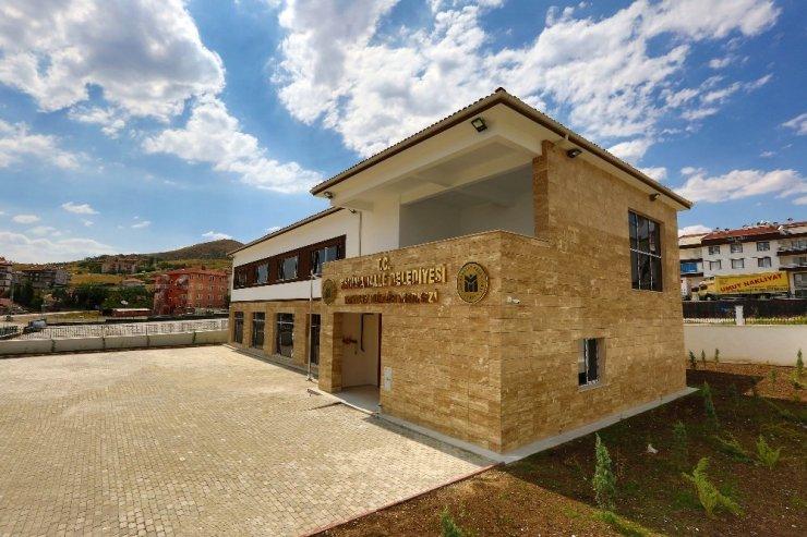 Yenimahalle'ye 5 yeni kültür merkezi