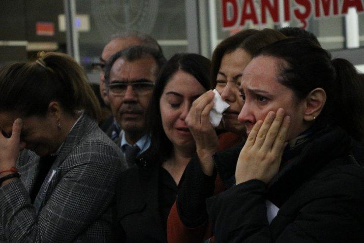 Balkondan düşerek hayatını kaybeden avukat son yolculuğuna uğurlandı ile ilgili görsel sonucu