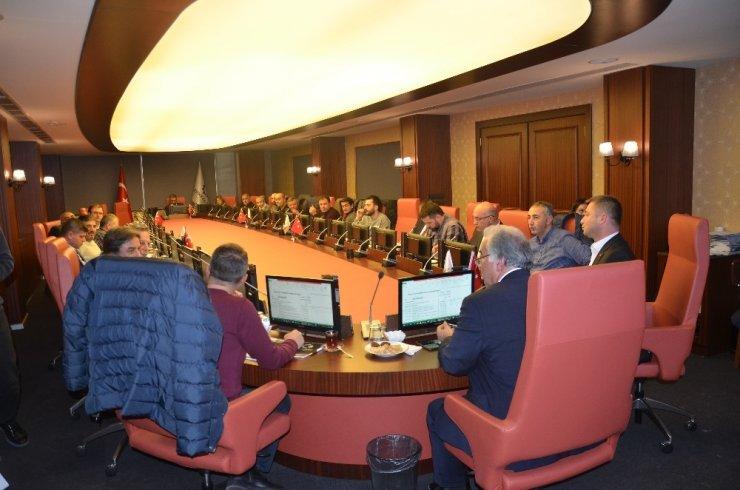 Çerkezköy TSO'nun 2019 bütçesi 4 milyon 587 bin lira