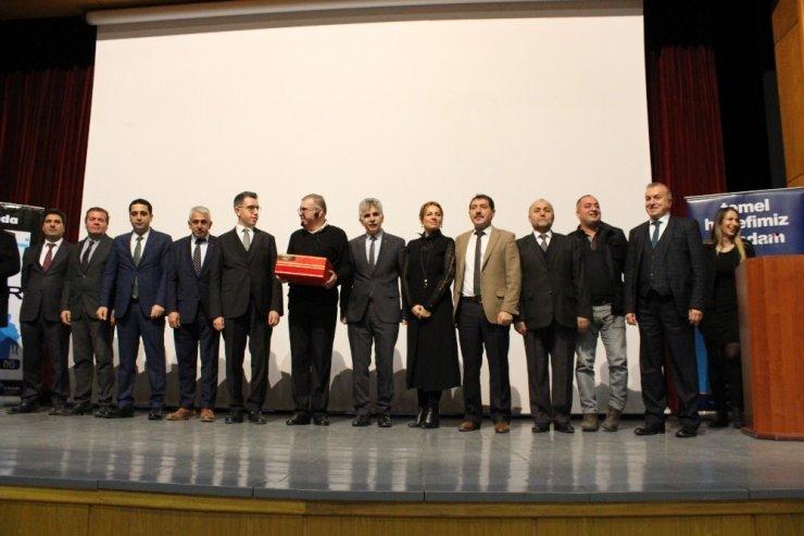 """Tunceli'de """"Kariyer ve Girişimcilik Günü""""etkinliği"""