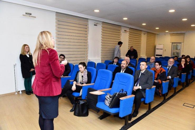 Uluslararası Mesleki Eğitim Merkezi dünyada bir ilk