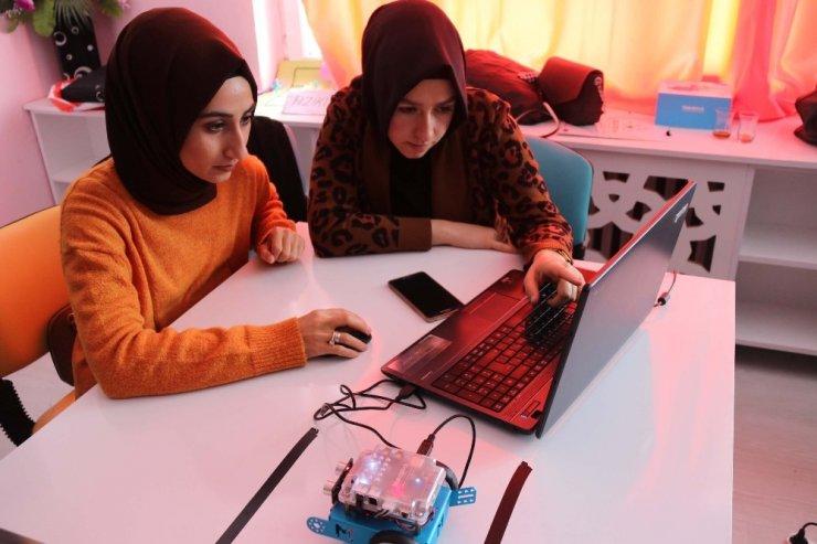 Mutki'de geleceğin teknolojisine yön verecek nesiller yetişecek