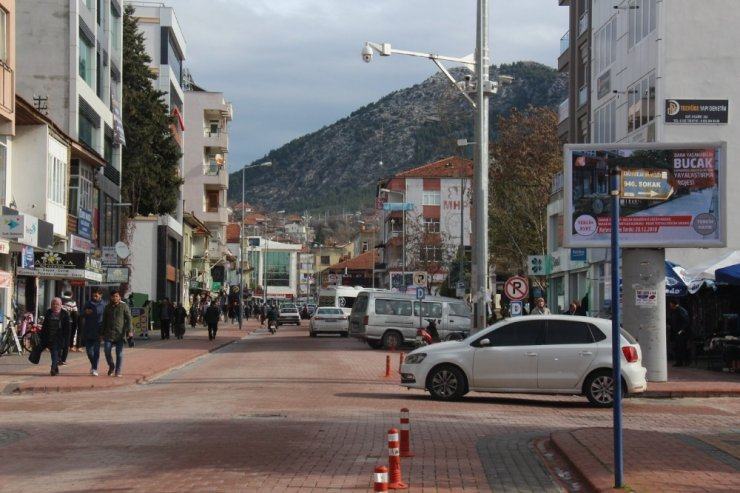 Kentsel tasarım projesi için referanduma gidiliyor