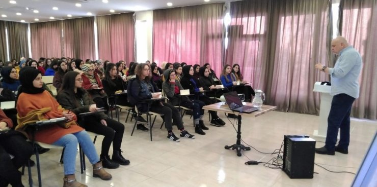 Gemlik Karacaali Eğitim ve Motivasyon Kampı'nda eğitimler sürüyor