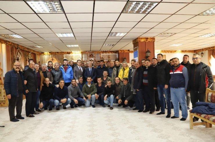 Erzincan Belediyesi anketlerde 1 numara