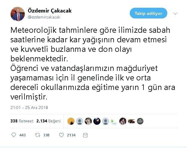 Eskişehir'in 'Fenomen Vali'si