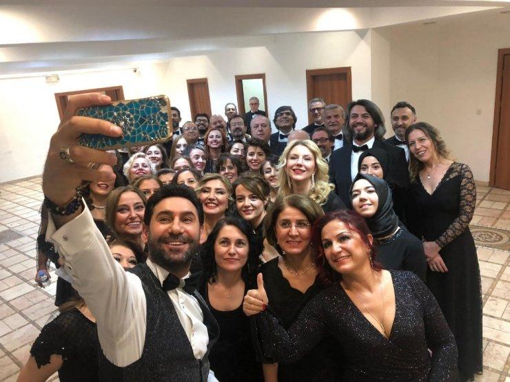Gazi Üniversitesi Sultan-ı Yegah Türk Sanat Müziği korosundan eşsiz konser