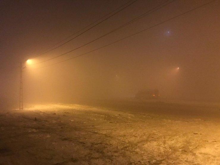 Yüksekova'da dondurucu soğuklar