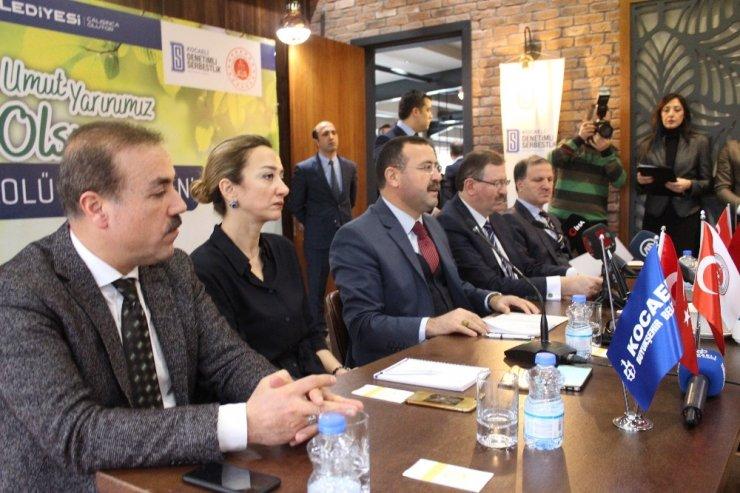 Kocaeli'de yeşil alanları denetimli serbestlik yükümlüleri düzenleyecek