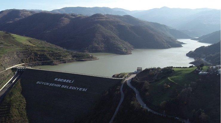 Yuvacık Barajı'nda su seviyesi yüzde 72'ye ulaştı