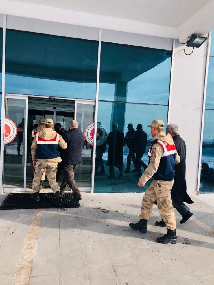 Van merkezli PKK/KCK operasyonu: 6 tutuklama