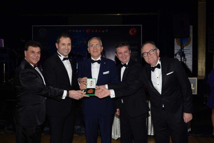RUMELİSİAD'a Uluslararası 3 ödül