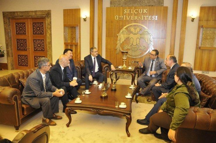 Selçuk, Tunus Sfax Üniversitesi ile iş birliği protokolü imzaladı