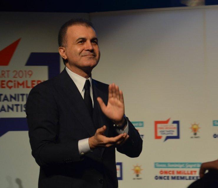 AK Parti Tekirdağ'da 11 adayı açıkladı