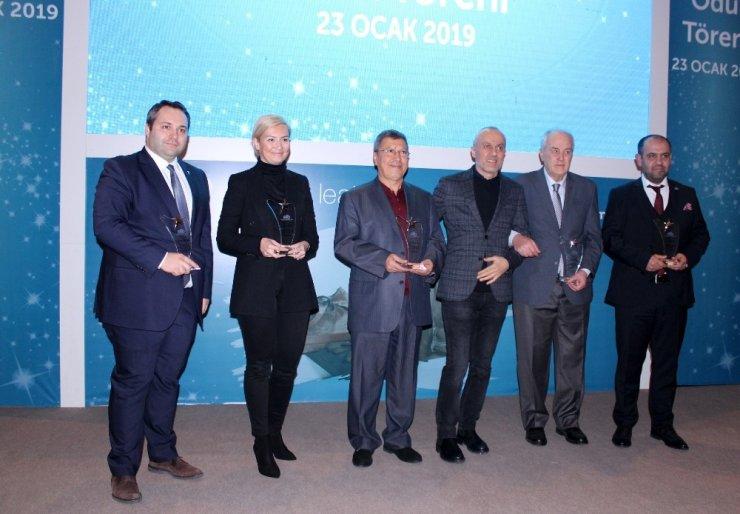 EİB'den ihracatın yıldızlarına ödül