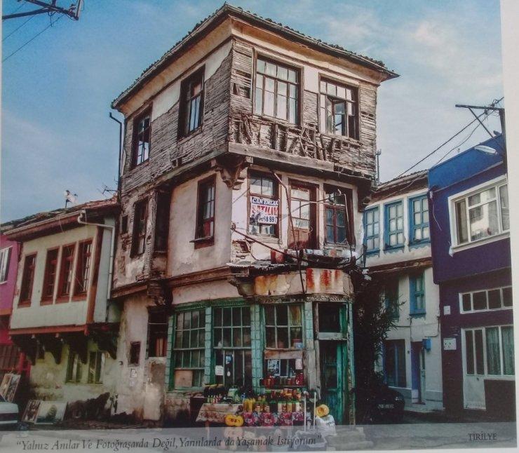 Mudanya'nın tarihî evlere fotoğraf karelerinde