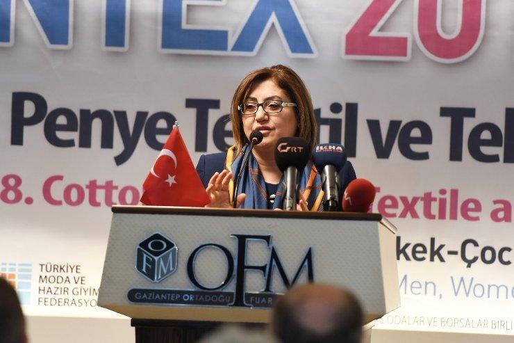 Vali Gül 8.PENTEX fuarında sektör hakkında önemli açıklamalarda bulundu