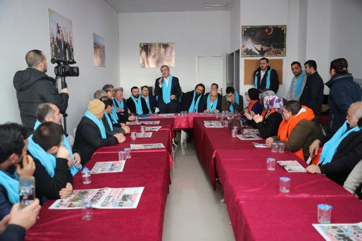Murat Aydın'dan Beykoz'un alışveriş sorununa 'İstiklal Caddesi' modeli