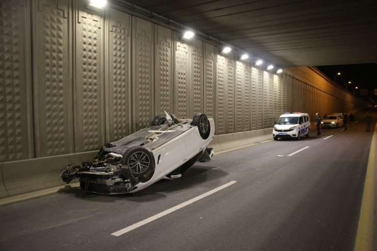 Başkent'te 2 ayrı kaza: 3 yaralı